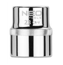 "Neo Dugókulcs 1/2"" 23mm 08-023"