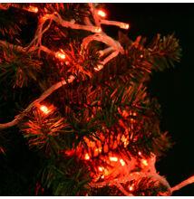 100 LED Piros Karácsonyi Beltéri fényfüzér
