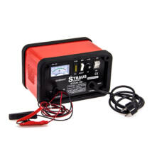 Straus akkumulátor töltő 260W gyorstöltés funkcióval 12/24V ST/CA8-14B