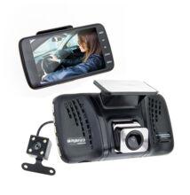 Autós eseményrögzítő kamera Full HD 170° látószög tolatókamera XDX