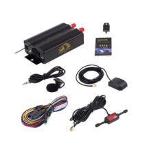 TK-103 prémium kategóriás GPS nyomkövető tracker 3G és 4G képes havidíjmentes