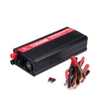 Autós inverter DC 12V 220V USB kimenettel több típus