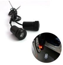 Autós Ajtó Kilépőfény LED-es Logo Világítás 4 márka