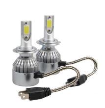 Autó LED 12V 36W 8000Lm 6000K H7 H4 H1 2 darabos készlet