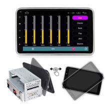 """Autós tablet kijelzős multimédia fejegység lejátszó Univerzális 1-2 DIN 8"""" 8373-MP5"""