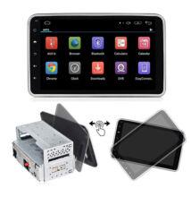 """Autós tablet kijelzős multimédia fejegység és GPS WiFi Volkswagen Skoda Seat Android 1-2 DIN 8"""" 8373"""