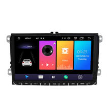 """Autós multimédia fejegység és GPS WiFi Android Volkswagen Seat Skoda 9"""" 9216B"""