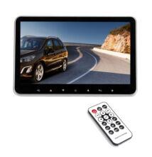 """Ultravékony autós monitor multimédia lejátszó USB TF TV AUX FM 10.1"""""""