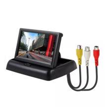 """TFT LCD színes autós monitor 4,3"""""""