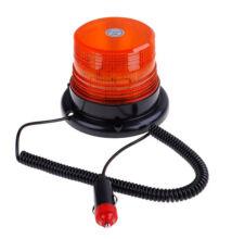 Megkülönböztető autós jelzés villogó narancs LED 12V 52065X