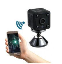 Smart Cam Vezeték Nélküli WiFi Mini Kamera Éjjellátó HD