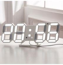 Asztali digitális óra ledes számlapokkal DS-6609