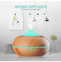 Ultrahangos aroma diffúzor párologtató FT-SQ01