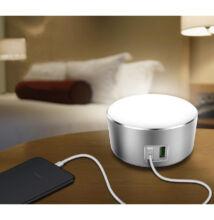 LDNIO Érintős LED Lámpa és USB töltő