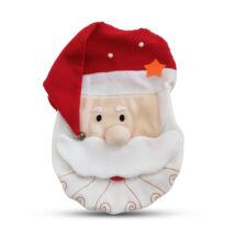 Karácsonyi WC ülőke dekorhuzat