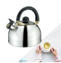 Peterhof Rozsdamentes Acél Teafőző Vízforraló Kanna 3 liter