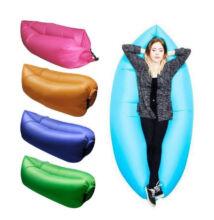 Lazy Bag pumpa nélkül felfújható többfunkciós matrac
