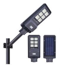 Rixme Napelemes szolár LED kültéri lámpa integrált szolár panellel 90W 180W
