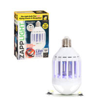 Elektromos Rovarirtó Rovarcsapda Lámpa Zapp Light E27 60W