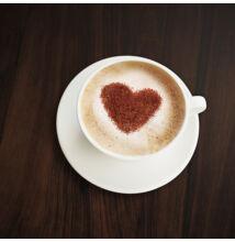 Kávédíszítő forma
