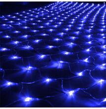 LED Beltéri Háló Fényháló KÉK 1,6mx1,2m