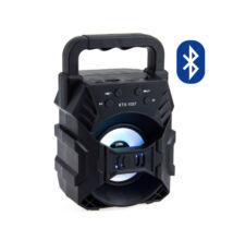Bluetooth hordozható multimédia lejátszó MP3 USB FM rádió TF KTX-1057