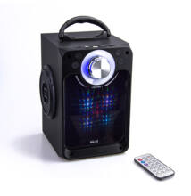 Bluetooth hordozható multimédia lejátszó MN-03 MP3 USB FM rádió TF