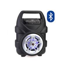 Bluetooth Hangszóró Multimédia Lejátszó TF USB AUX FM CS-6