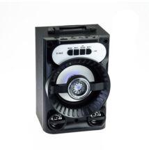 Bluetooth Multimédia Lejátszó TF USB AUX FM D-B15