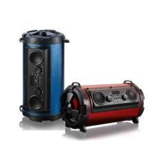 Bluetooth hordozható multimédia lejátszó MP3 USB FM rádió TF IS100