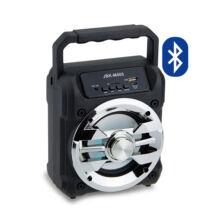 Bluetooth hordozható multimédia lejátszó MP3 USB FM rádió TF JBK-M405