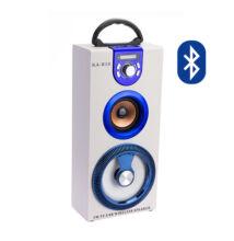 Bluetooth hordozható multimédia lejátszó KA-B10 MP3 USB FM rádió TF