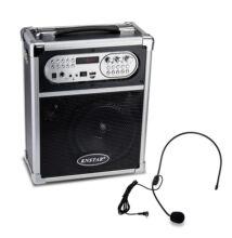 Hordozható karaoke hangfal szett fejpántos mikrofonnal KNSTAR KQ-78BT