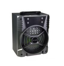 Bluetooth hordozható multimédia lejátszó MP3 USB FM rádió TF KTS-1038C