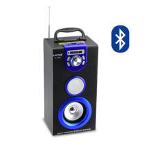 Bluetooth hordozható multimédia lejátszó KY-18BT MP3 USB FM rádió TF