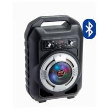 Bluetooth hordozható multimédia lejátszó 15W MP3 USB FM rádió TF CS-1