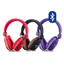 Bluetooth Fejhallgató Headset BT-27