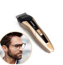 Kemei professzionális haj- és szakállvágó készülék KM-5015