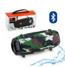 Hordozható Vezeték Nélküli Hangszóró és Vésztöltő Xtreme2 Mini Bluetooth Vízálló USB TF MP3 FM Rádió