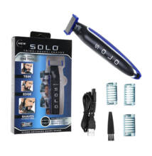 Boxili Solo intelligens borotva és szakállvágó