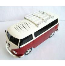 Autó alakú (T1 modell) rádió MP3 lejátszó Bluetooth hangszóró