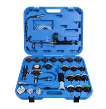 KrafTech Hűtőrendszer tömítettségvizsgáló 28 részes készlet MG50508 HA-1384