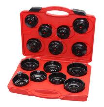 KrafTech Olajszűrő leszedő 15 részes tányéros HA-1422 MG50037