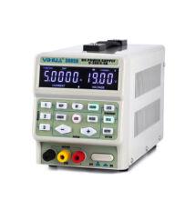 Yihua LCD Intelligens programozható kapcsolóüzemű labortápegység YH-3005D