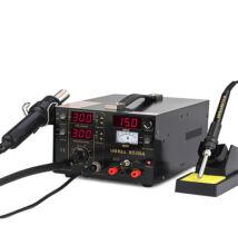 Yihua Digitális SMD Forrasztóállomás 5 funkció 800W YH853DA