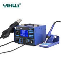 Yihua LCD Digitális Forrasztóállomás 2 funkciós 720W YH992D