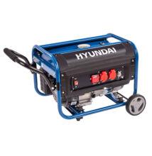 Hyundai Benzinmotoros áramfejlesztő HYD-G-2200W