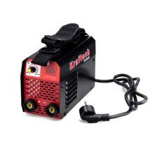 Kraftech 250D Inverteres Hegesztő 250A Digitális Kijelző