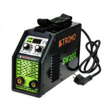Stromo 300A Inverteres Hegesztő SW300 Digitális Kijelző