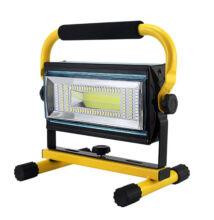 SMD és COB LED munkalámpa kombinált extra fényerő 100W IP65 WJ001